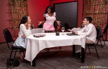 Alexis Tae, Mystique, Jordi El Nino Polla – Tipps geben, um einen Tipp zu bekommen – Mütter unter Kontrolle (Brazzers)