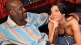Rebeca Linares – Interracial Blowjob (CumLouder)