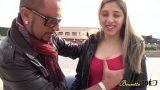 Saida & Komma; jolie espagnole veut qu'on la baise mieux que son copain