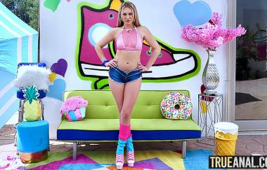 Adira Allure – Adiras Anal Display (TrueAnal)